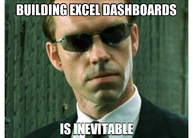 My favourite alternative to Excel dashboards